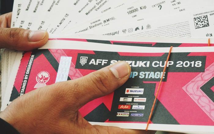 Mua vé đón xem các trận đấu của đội tuyển Việt Nam trên sân nhà theo hai hình thức
