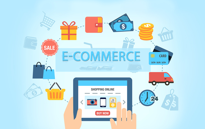 công ty e-commerce
