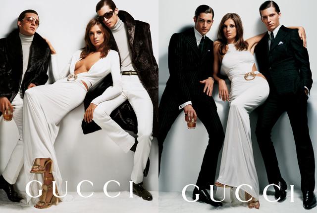 Tạo dựng tên tuổi Gucci