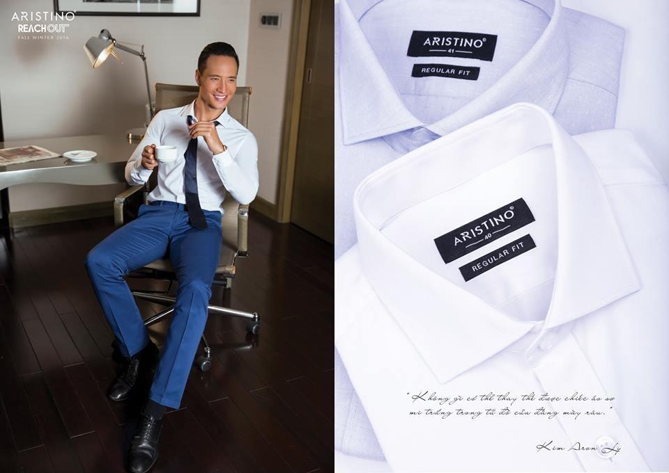 ARISTINO hiện đang là một trong những thương hiệu thời trang Việt phân khúc cao cấp được ưa chuộng