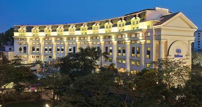 Khách sạn Hilton Hanoi Opera thuộc chuỗi khách sạn Hilton tại Việt Nam