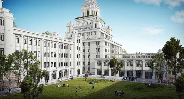 Đại học VinUni trong tương lai