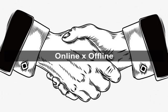 Kết hợp giữa kinh doanh online và truyền thống, doanh nghiệp có thể tận dụng ưu việt của hai hình thức kinh doanh này
