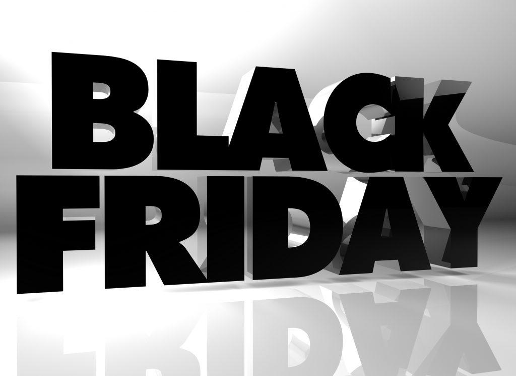 Khuyến mãi ngày Black Friday 2018