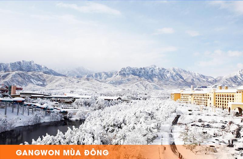 Khung cảnh thiên nhiên hùng vĩ, thơ mộng cùng thế giới văn hóa lịch sử cũng góp phần đem lại cho Gangwon sức quyến rũ khó có thể cưỡng lại