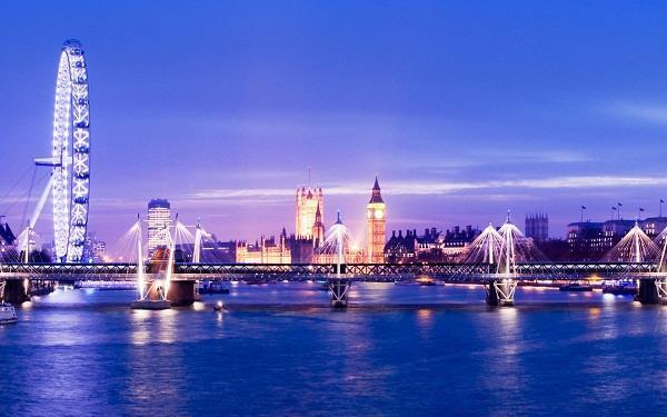 Luôn có một London đặc biệt vào mùa đôn