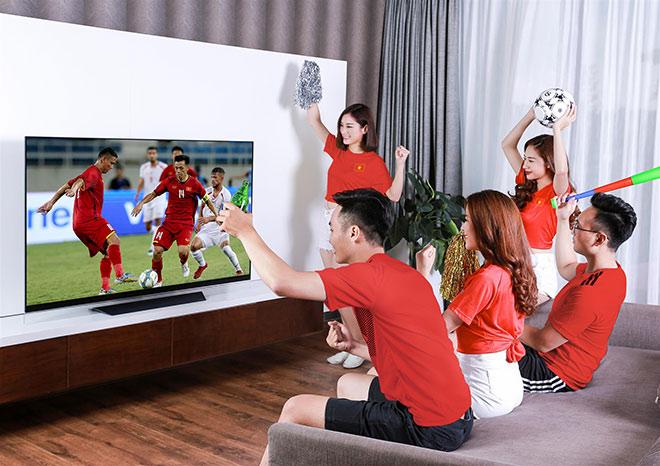 Khách sạn nên bố trí tivi có các kênh chiếu AFF Cup trực tiếp tại các phòng nghỉ