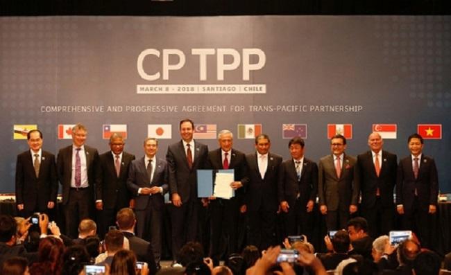 Khả năng Mỹ quay lại CPTPP là rất thấp