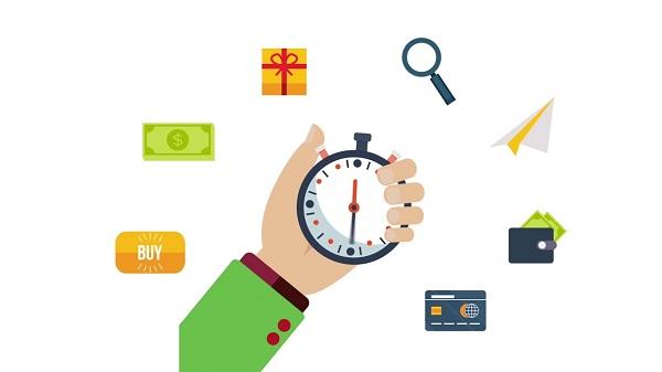 Phần mềm chat trực tuyến giúp tiết kiệm thời gian của khách hàng