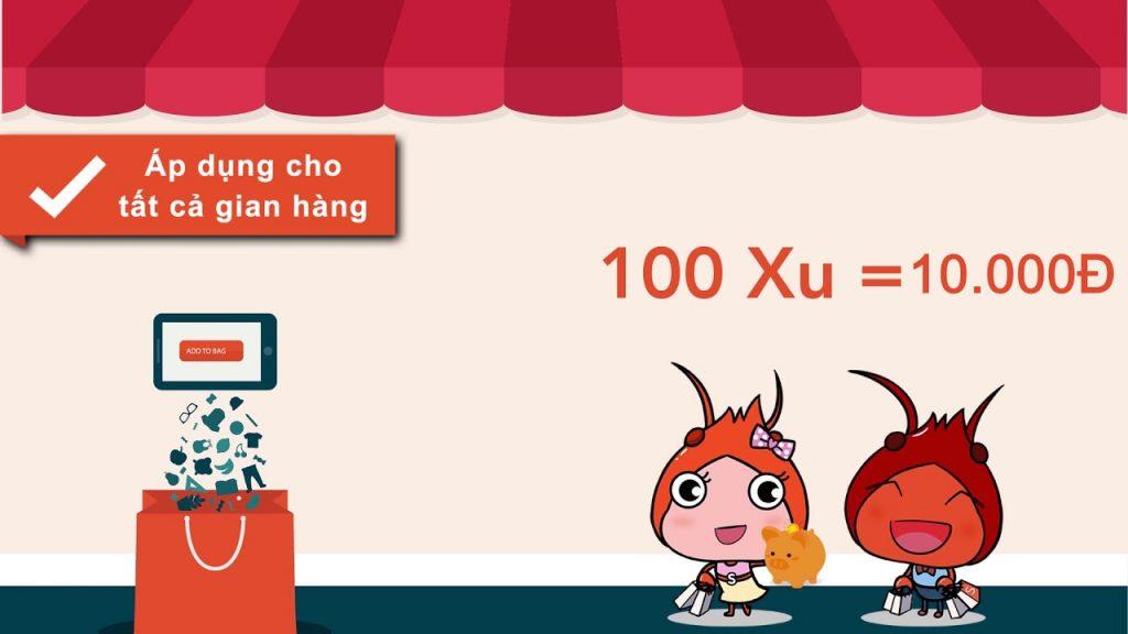 Quy định đổi Xu khi mua hàng qua Shopee