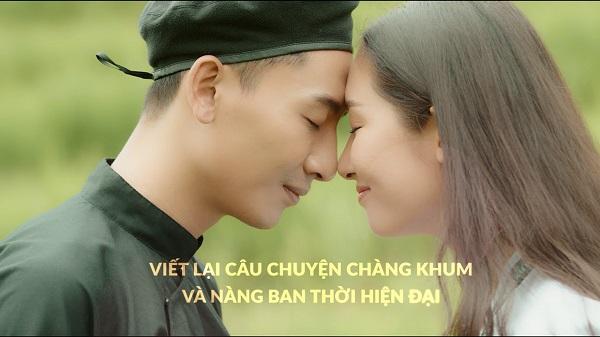 Câu chuyện trong MV Hành trình yêu đề cập đến tình sử của nàng Ban và chàng Khum của xứ Mường