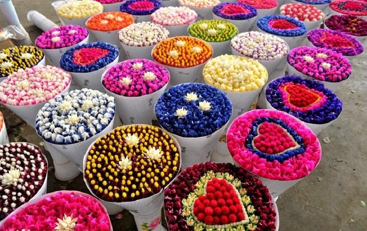 Các shop kinh doanh hoa tươi online cần có chiến lược marketing hiệu quả