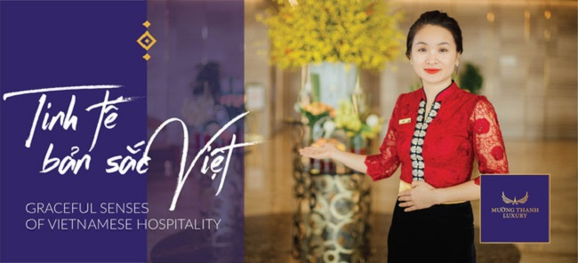Thương hiệu Mường Thanh Luxury