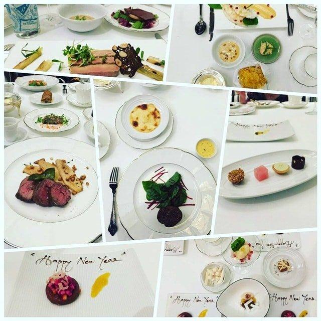 Check in cùng đồ ăn tại Nhà hàng La Maison 1888 siêu sang chảnh