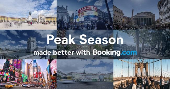 Booking.com là trang website đặt khách sạn trực tuyến được tin tưởng và sử dụng nhiều nhất trên thế giới