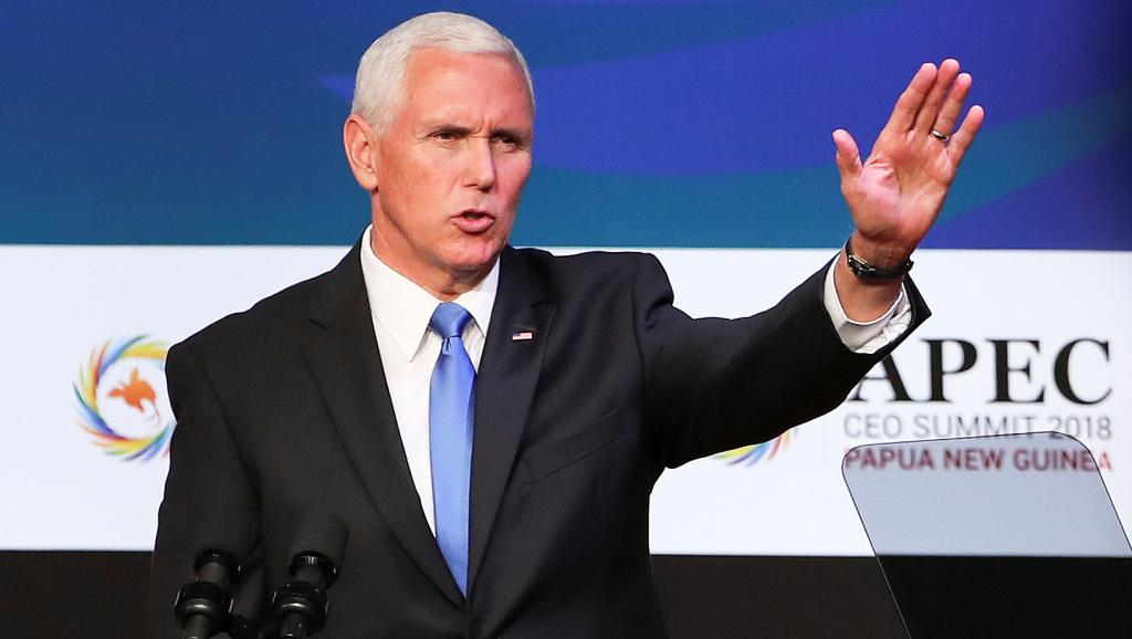 Phó Tổng thống Mỹ Mike Pence - người thay thế Tổng thống Donal Trump tại APEC 2018
