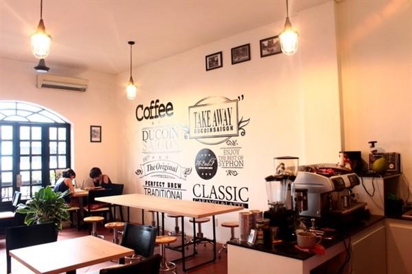 Hãy tìm hiểu rõ quán cà phê trước khi quyết định kinh doanh