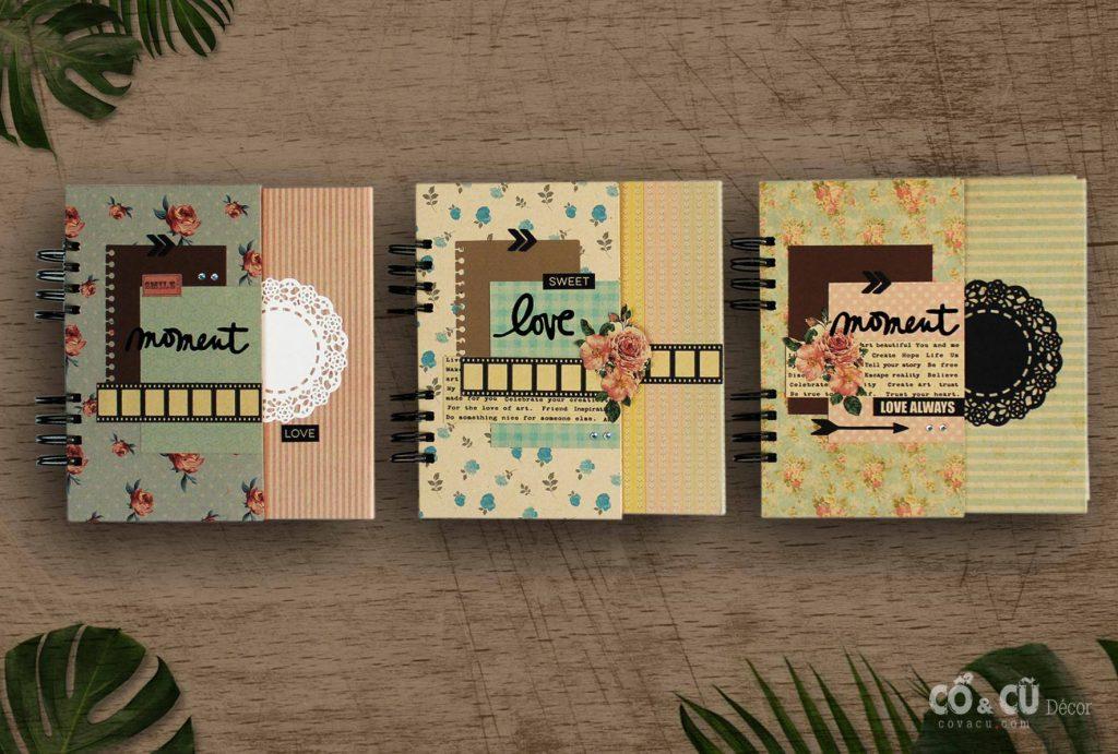 Những cuốn Scarpbook độc đáo