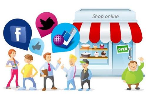 Mạng xã hội là nơi nhộn nhịp nhất trong thị trường mua sắm online Black Friday