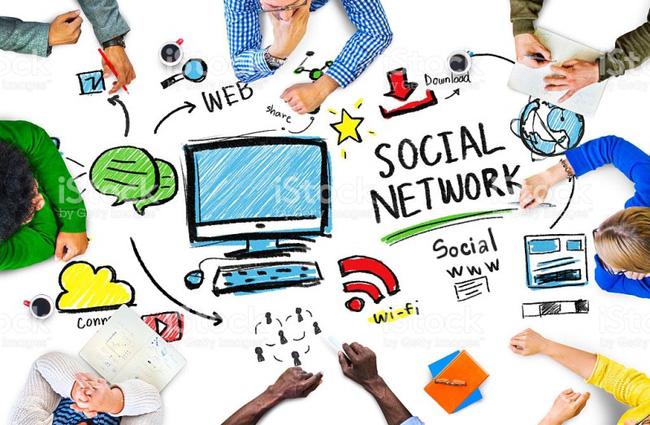 Tiếp thị truyền thông xã hội được sử dụng khi bạn cố gắng tiếp cận khách hàng tiềm năng