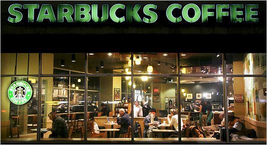 Starbucks - bài học do doanh nghiệp ngoại vào Việt Nam