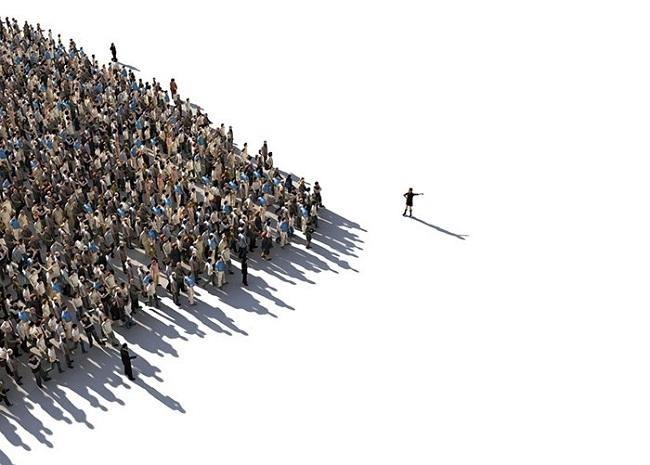 """Tận dụng """"Tâm lý đám đông"""" trên mạng xã hôi sẽ giúp kinh doanh online hiệu quả hơn."""