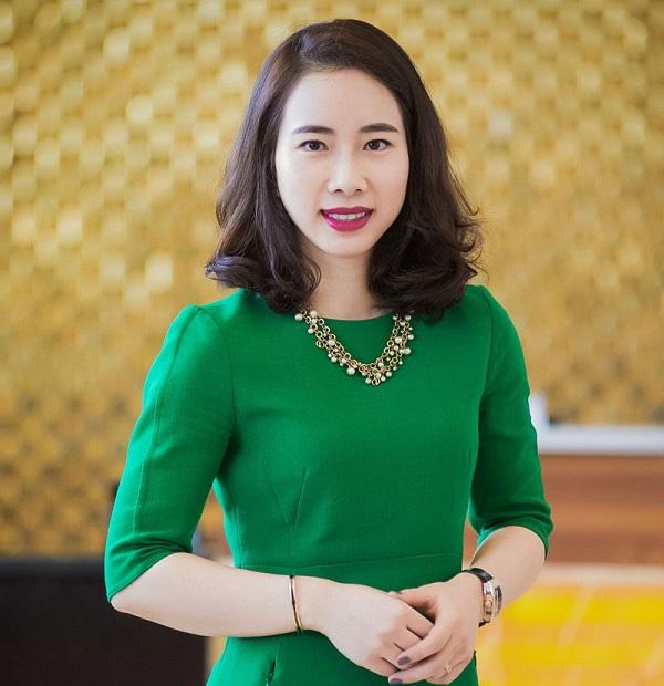 Bà Lê Thị Hoàng Yến – con gái ông Lê Thanh Thản