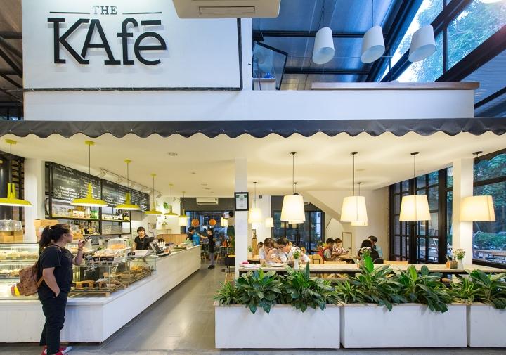 Chuỗi thương hiệu triệu đô The KAfe