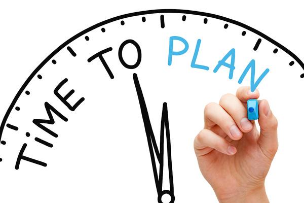 Dành thời gian cụ thể cho từng công việc mà bạn muốn hướng đến