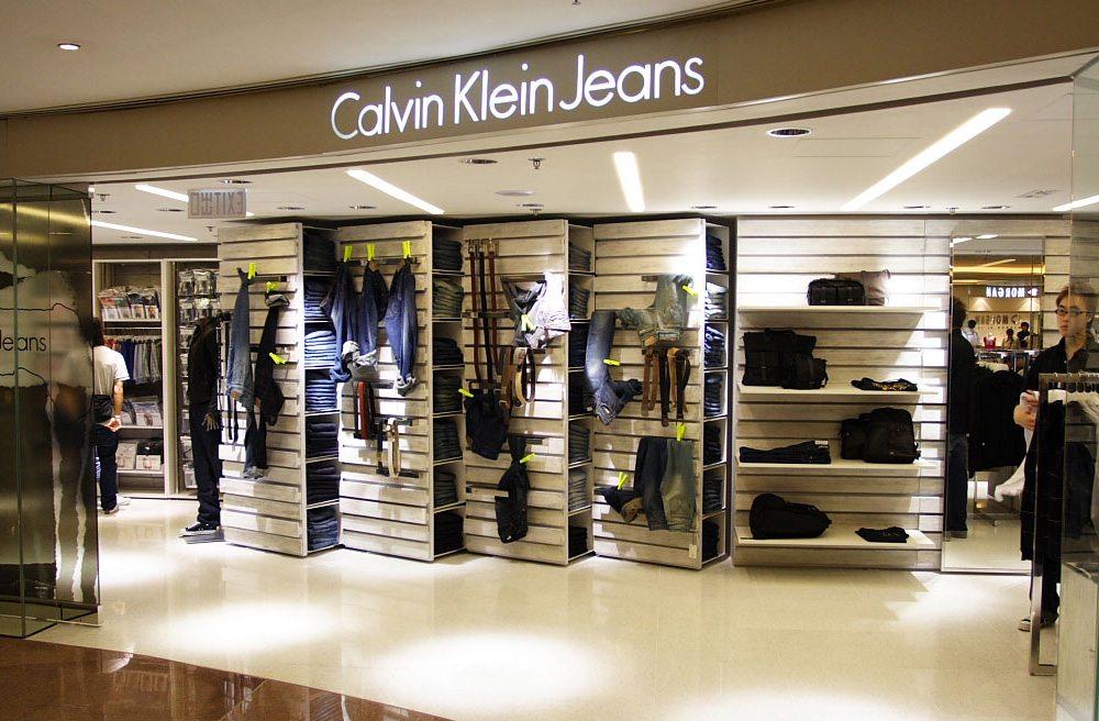 Store Calvin Klein tại Việt Nam