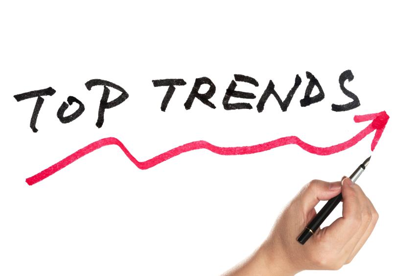 Cập nhật xu hướng nhanh chóng cũng là một cách thu hút khách hàng
