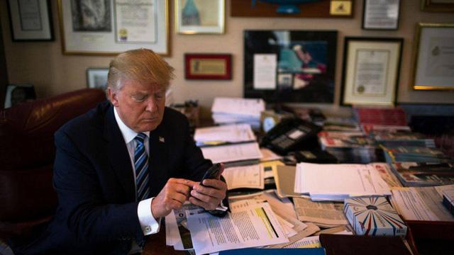 Donald Trump trở thành 'thương hiệu' của Mỹ và Tổng thống nghiện 'Twitter' trở thành thương hiệu của ông