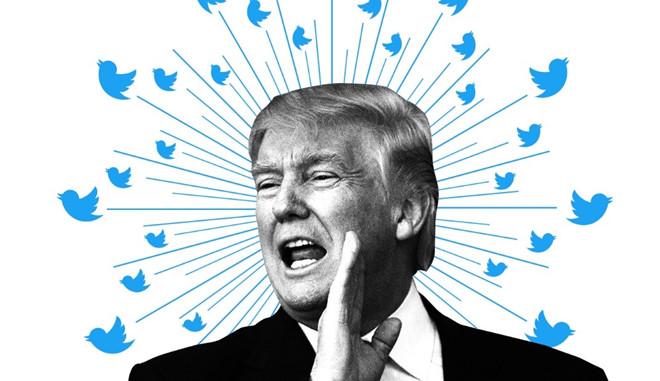 Có lẽ không có vị Tổng thống nào lại nghiện mạng xã hội như Donald Trump