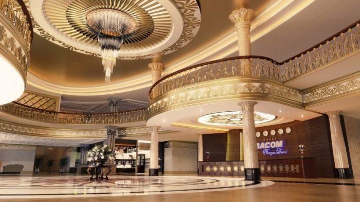 phong thủy cho mặt bằng khách sạn tốt sẽ thu hút được nhiều khách.