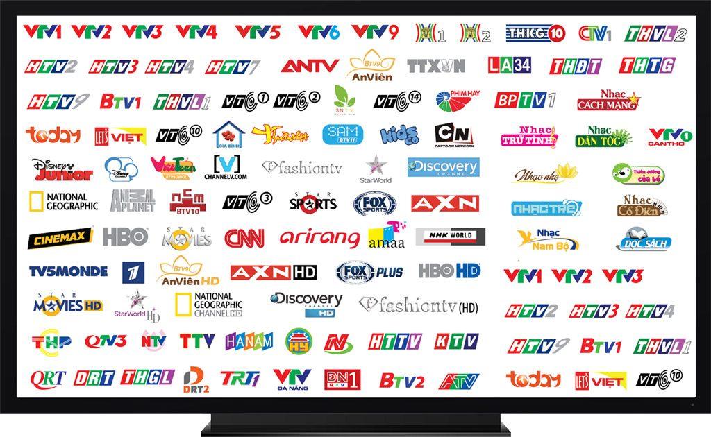 Người Việt có hàng trăm lựa chọn theo dõi các TVC quảng cáo thông qua truyền hình