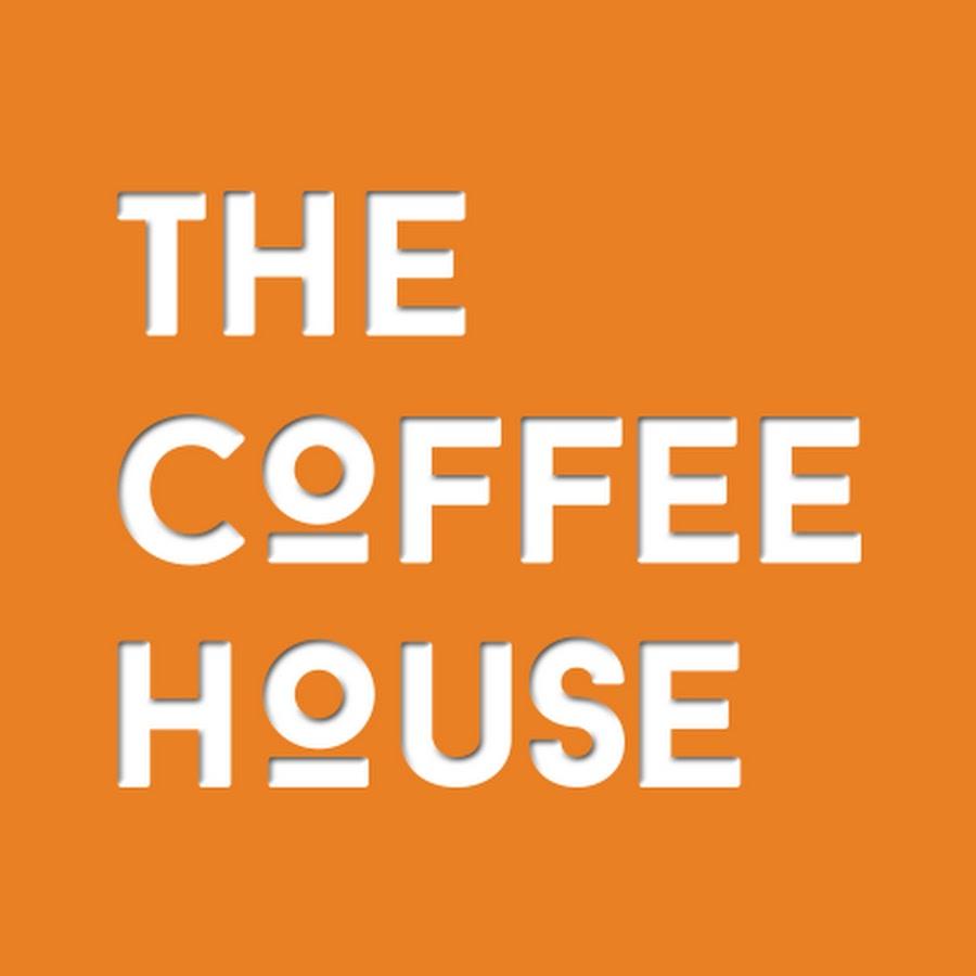 Logo của The Coffee House với chữ o gạch chân