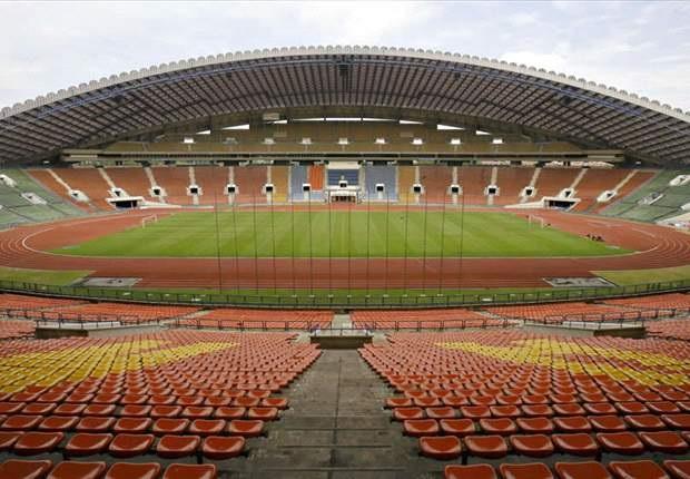 Sân vận động quốc gia Bukit Jalil nơi diễn ra các trận đấu AFF Cup 2018