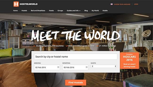 Đặt phòng tại châu Âu cực nhanh với các website uy tín