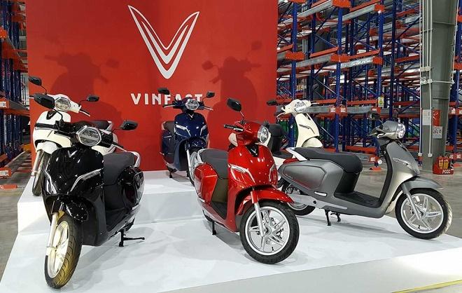 Dòng xe máy điện dự kiến được Vinfast cho ra mắt vào 17/11 sắp tới