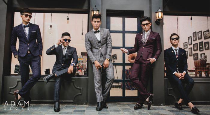 Adam Store: Đẳng cấp thời trang hoàng gia châu Âu tại Việt Nam