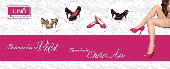 Juno-thương hiệu giày Việt