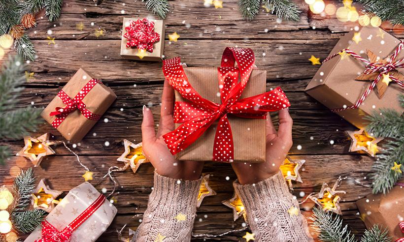 kinh doanh quà tặng Noel