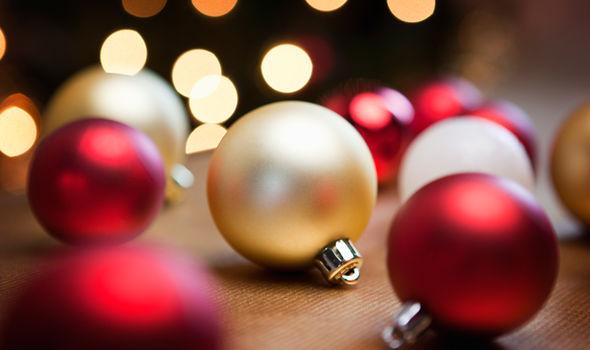 xu hướng trang trí Giáng Sinh