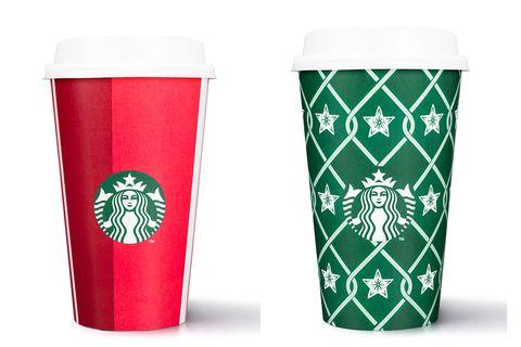 Câu chuyện cốc Giáng Sinh của Starbucks qua các năm 2015 – 2018