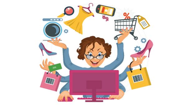 Kinh doanh online đã thay đổi con người nhanh chóng