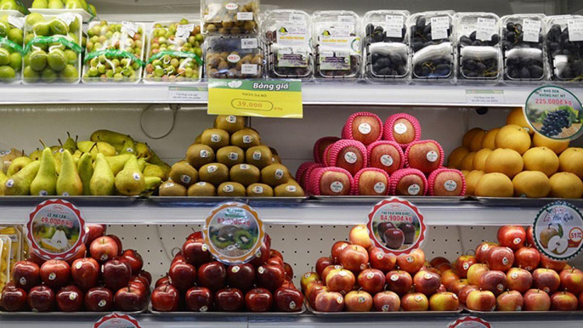 """Kinh doanh trái cây nhập khẩu """"siêu lợi nhuận"""" nhờ bán hàng đa kênh"""