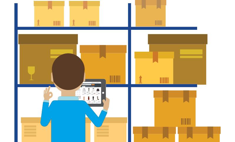 Quản lý hàng tồn kho tốt hơn với phần mềm quản lý bán hàng