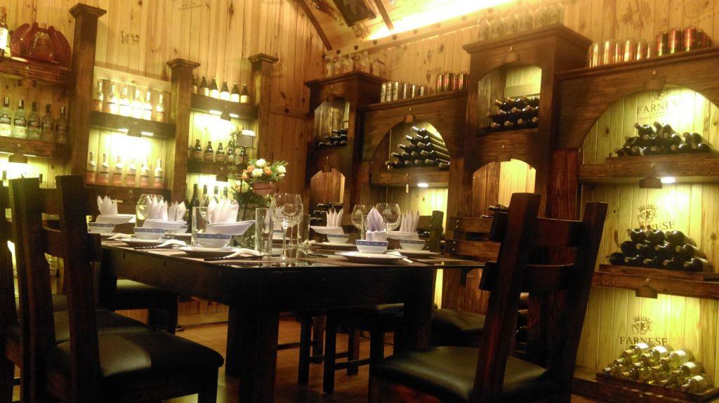 cửa hàng kinh doanh Rượu Vang