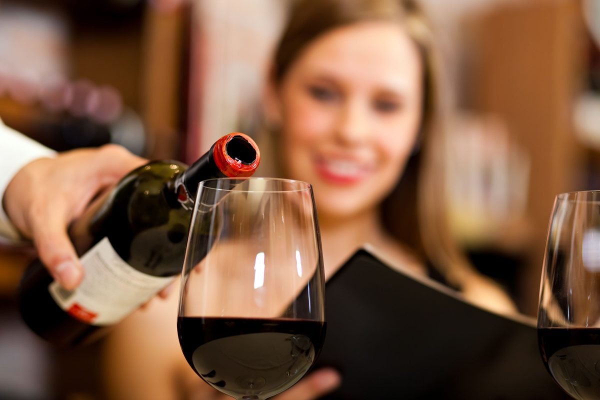 kinh doanh rượu vang