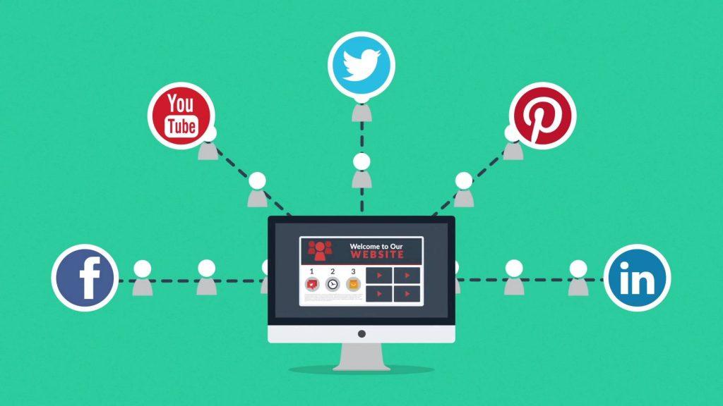 kênh phân phối online